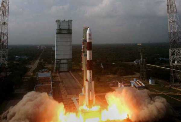 Launching at ISRO