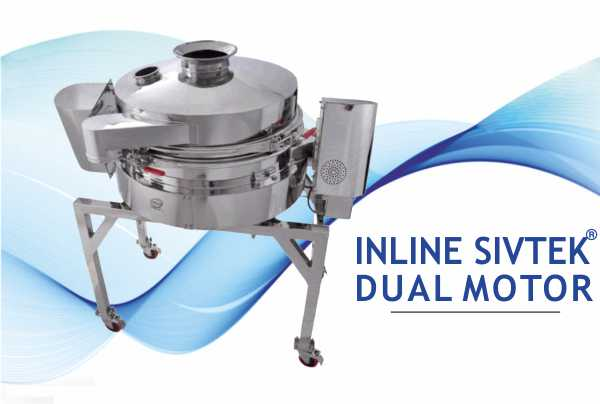 Inline SIVTEK Dual Motor Introduced