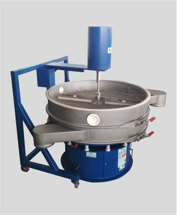 ROTARY BRUSH CLEANING SYSTEM