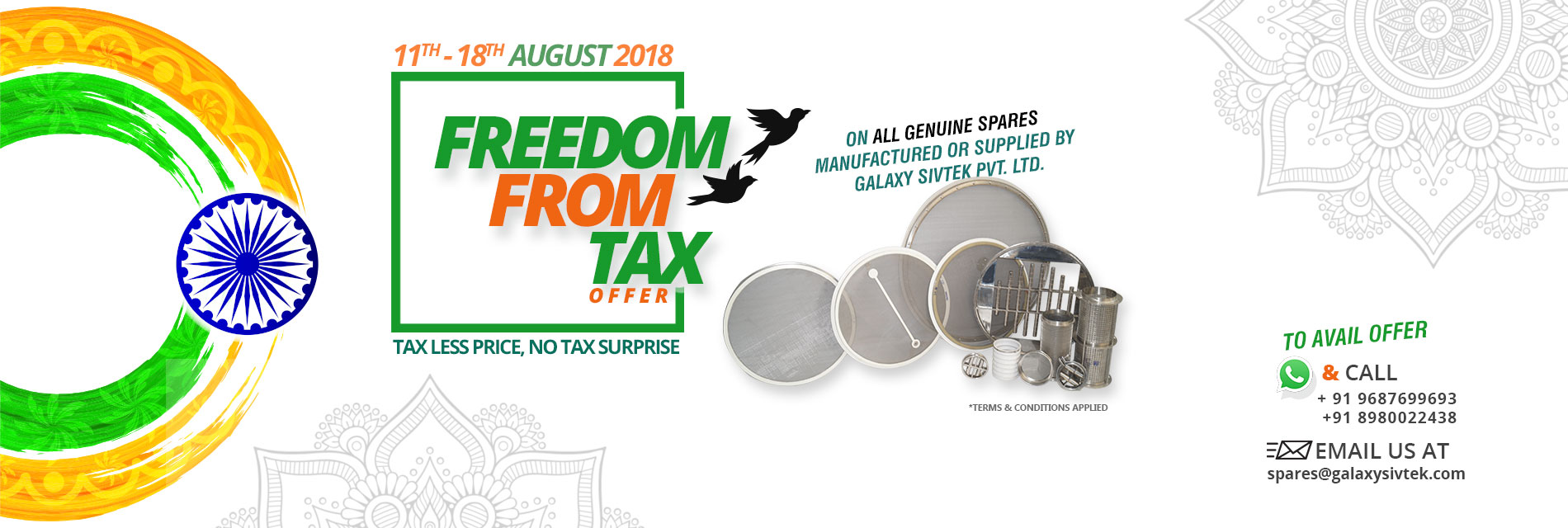Freedom From Tax