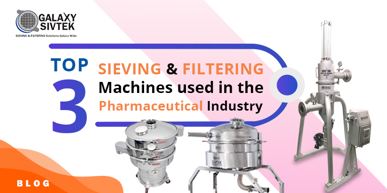 3 Top sieving & filtration solutions