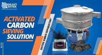 activated carbon sieving solution