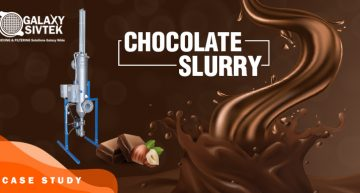 Chocolate Slurry filtration