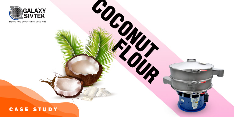 How a Coconut Flour Industry improved its Product Quality!