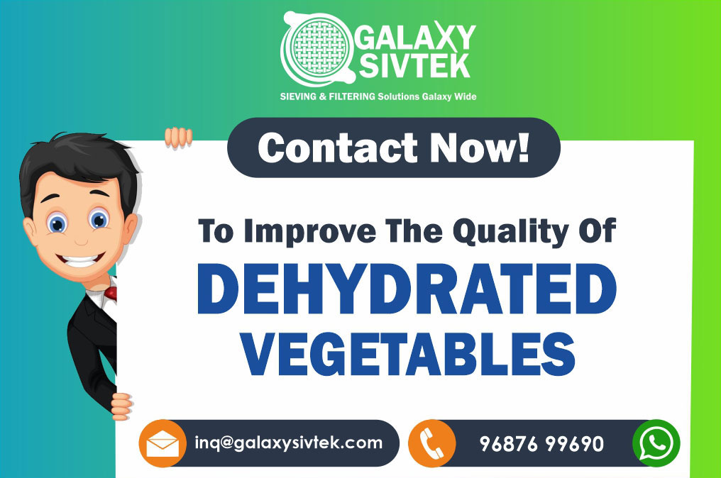 contact us for dehydrated vegetables