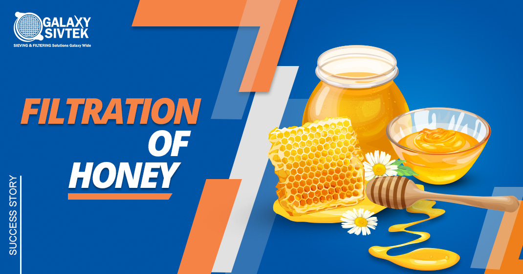 Success Story - Filtration of Honey