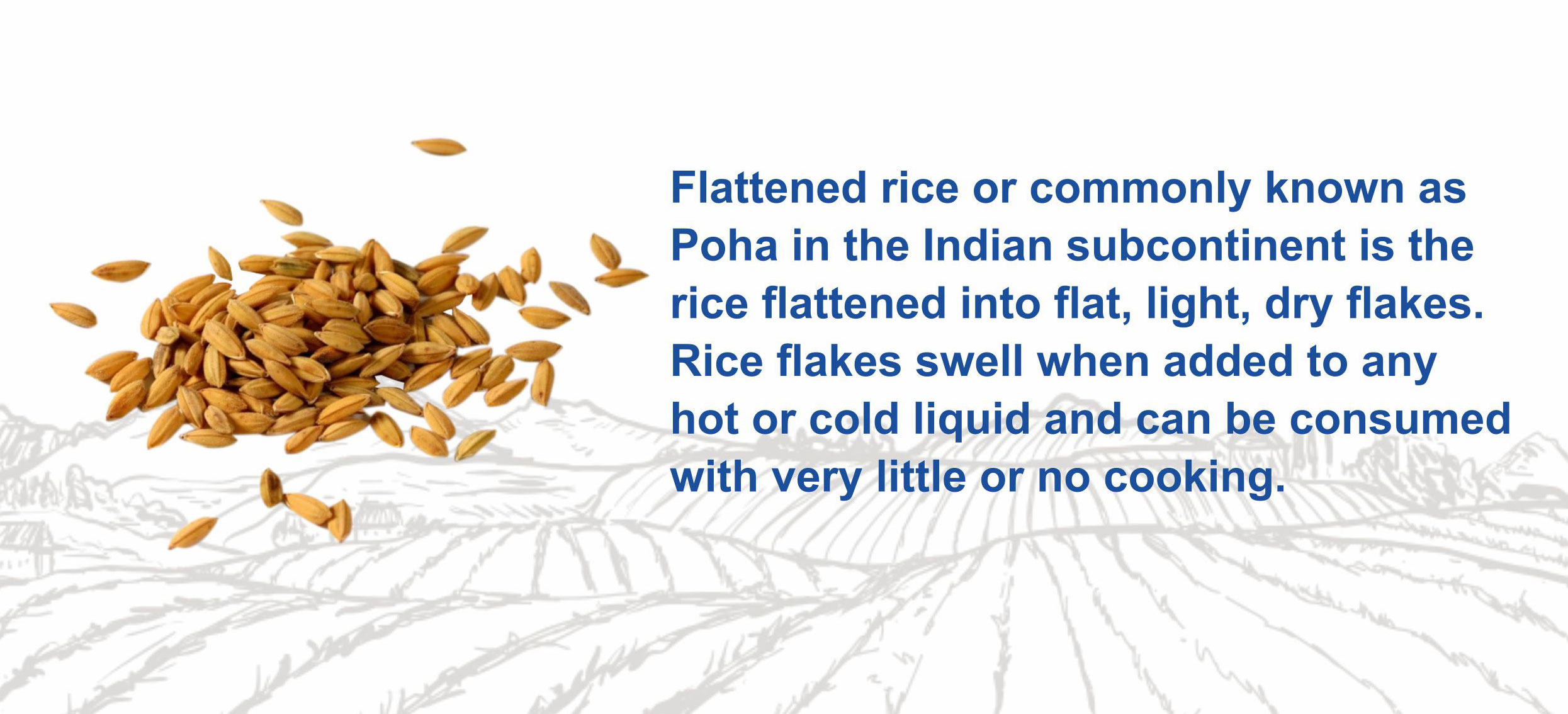 What is flattened rice