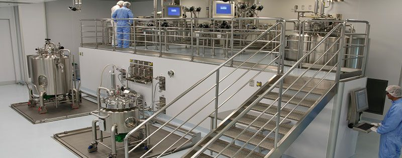 Sieving & Screening for formulation process