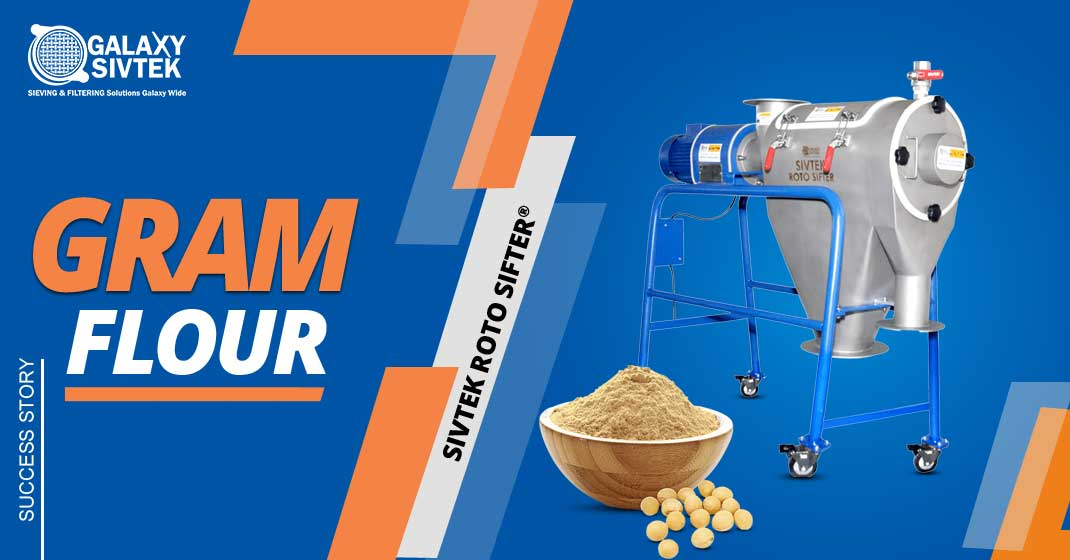Centrifugal Sifter For Sieving Flour