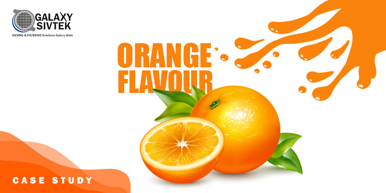 Success Story: Screening Orange Flavour