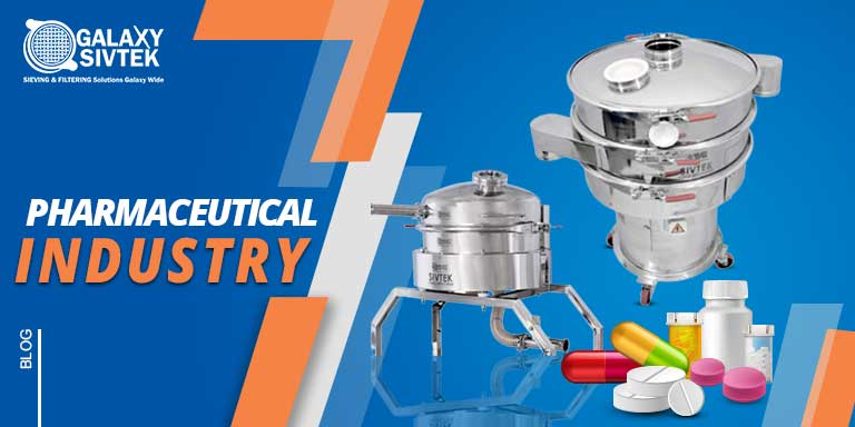 Vibro Sifter For Pharma Industry