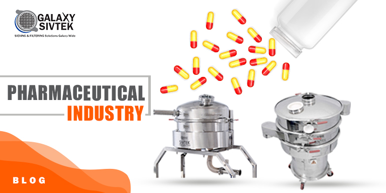 Pharma Sieving solutions