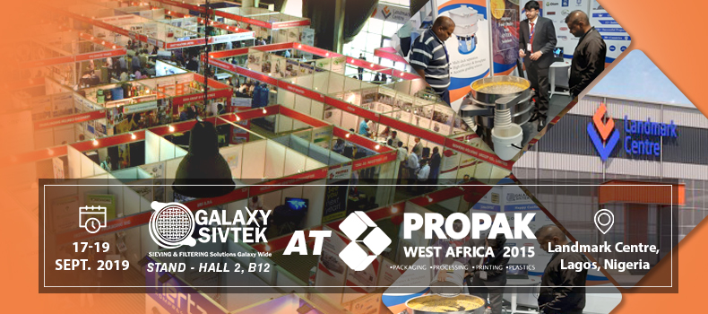 FLYING TO PROPAK WEST AFRICA 2019