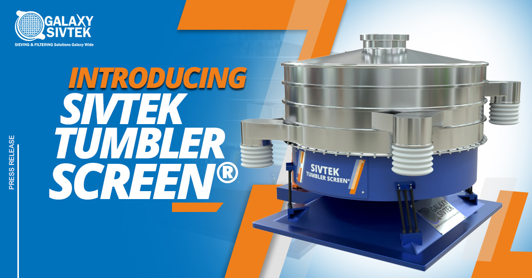 Press Release – Sivtek Tumbler Screen®