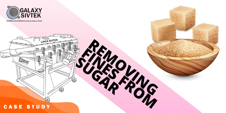 Success Story: Removing Fines From Sugar