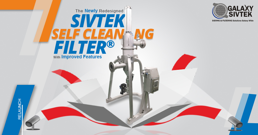 Relaunching The Self Cleaning Filter with Improved Features