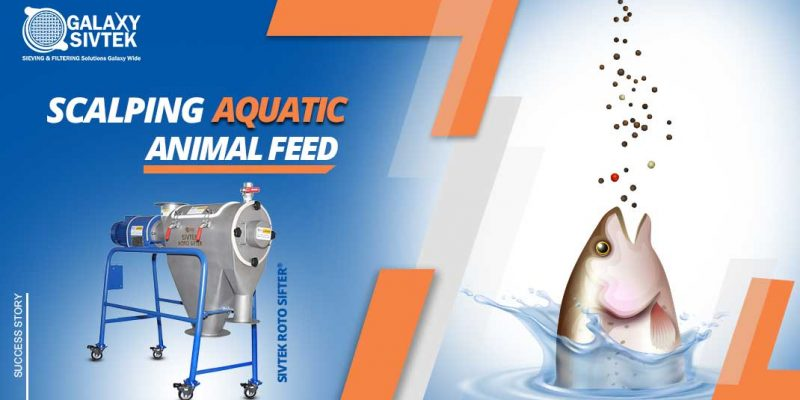 Sieving-Aquatic-Animal-Feed-with-Centrifugal-Sifter