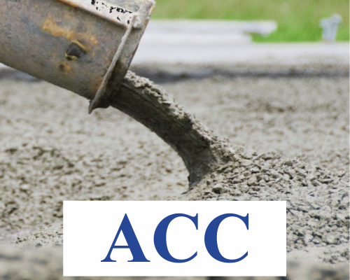 Acc Cement Processing