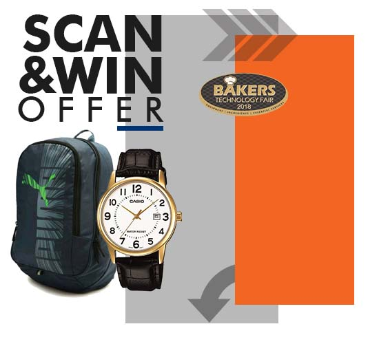 Scan & Win Offer