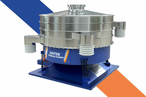 Tumbler Screening Machine